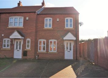 Thumbnail 3 bed semi-detached house for sale in Poachers Rise, Stallingborough