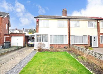 Thumbnail 3 bedroom semi-detached house for sale in Claremont Place, Canterbury, Kent