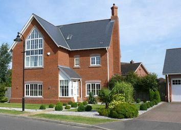 Thumbnail 6 bed detached house to rent in The Vistas, Wychwood Park, Weston, Cheshire