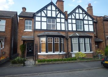 Thumbnail 3 bed semi-detached house to rent in Wathen Road, Leamington Spa