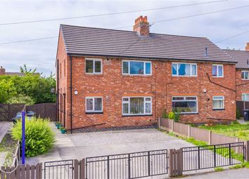 Thumbnail 1 bed flat to rent in Chaucer Grove, Leigh, Lancashire