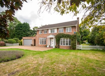 Thumbnail 4 bed detached house for sale in Yardley Close, Reigate, Surrey