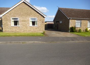 Thumbnail 2 bedroom bungalow to rent in Meadow Way, Wimblington, March