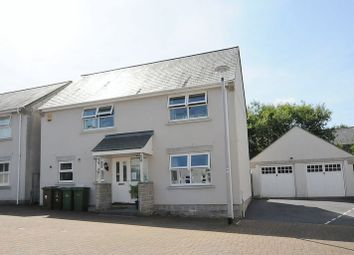 Thumbnail 4 bed detached house for sale in Ramsey Gardens, Plymouth