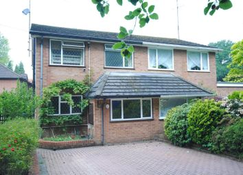 Thumbnail 3 bed semi-detached house to rent in Pembroke Close, Sunninghill, Ascot