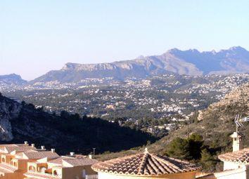 Thumbnail 3 bed villa for sale in Cumbre Del Sol, Moraira, Alicante