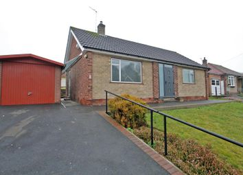 Thumbnail 2 bedroom detached bungalow for sale in Willow Crescent, Gedling, Nottingham