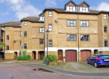 3 bed town house for sale in Hathaway Court, Rochester, Kent ME1