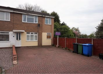 Thumbnail 3 bedroom semi-detached house for sale in Cranwell Green, Wombourne