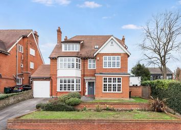 Thumbnail 7 bed detached house for sale in Garden Road, Bromley
