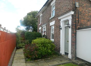 Thumbnail 2 bed cottage for sale in Deysbrook Lane, Liverpool
