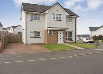 Thumbnail 5 bed detached house for sale in Quarry Crescent, Kilsyth, Glasgow