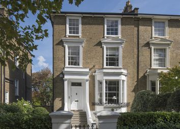 Thumbnail 8 bedroom semi-detached house for sale in Hamilton Terrace, St Johns Wood, London