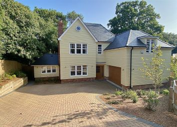 Anthonys Avenue, Lilliput, Poole BH14. 4 bed detached house