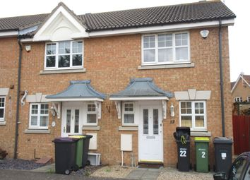 Thumbnail 2 bed end terrace house to rent in Grosvenor Road, Rayleigh, Essex