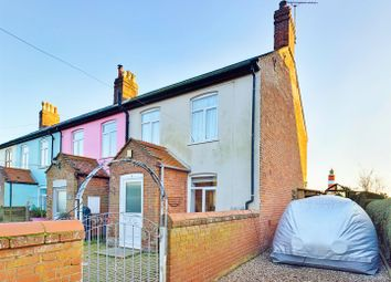 Thumbnail 3 bed cottage for sale in Beach Road, Happisburgh, Norwich
