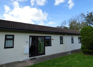 Thumbnail 2 bedroom bungalow for sale in Stoneleigh Holiday Village, Weston
