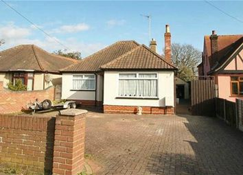 Thumbnail 2 bedroom detached bungalow for sale in Felixstowe Road, Ipswich, Suffolk