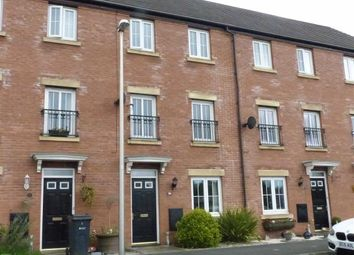 Thumbnail 4 bed town house for sale in Warburton Close, Barnton, Cheshire