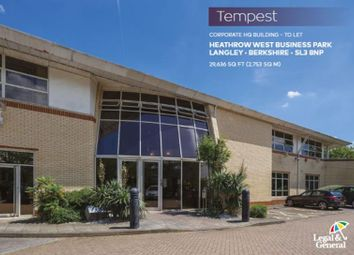 Thumbnail Light industrial to let in Tempest, Heathrow West Business Park, Heathrow West Business Park, Langley, Slough, Berkshire