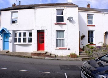 Thumbnail 2 bed terraced house for sale in Nottage Road, Mumbles