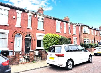 Thumbnail 2 bed terraced house for sale in Borough Road, Altrincham