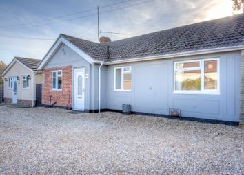 Thumbnail 3 bed semi-detached bungalow for sale in Lancaster Gate, Chaseways, Sawbridgeworth