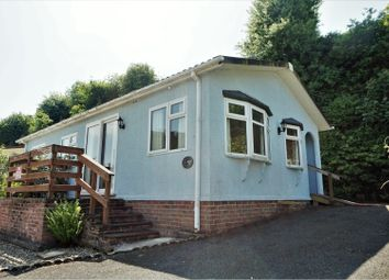 Thumbnail 2 bed mobile/park home for sale in Eddisbury Hill, Northwich