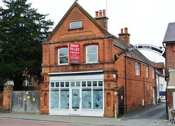 Thumbnail Retail premises to let in The Old Dairy, 77 High Street, Hartley Wintney, Hook
