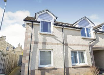 Thumbnail 2 bed flat for sale in George Street, Insch