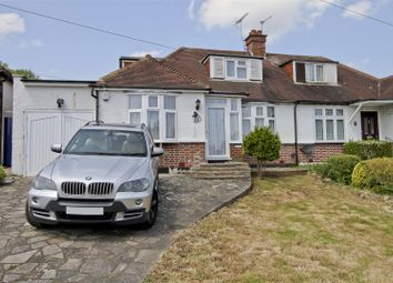 Thumbnail 3 bed semi-detached bungalow for sale in Stanley Road, Northwood