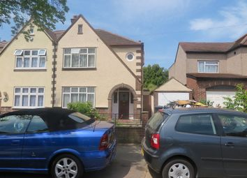Thumbnail 3 bed semi-detached house for sale in Melbury Avenue, Southall