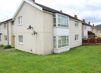 Thumbnail 2 bed flat for sale in Ledbrook Close, Cwmbran, Torfaen