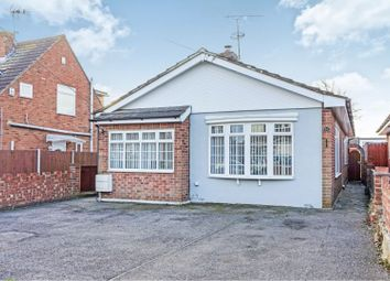 Thumbnail 3 bed detached bungalow for sale in Windermere Avenue, Hockley