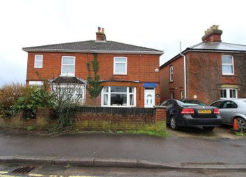 Thumbnail 2 bed semi-detached house for sale in Duncan Road, Park Gate, Southampton
