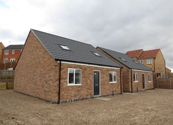 Thumbnail 3 bed detached bungalow for sale in Plantation Hill, Worksop