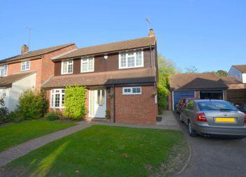 Thumbnail 4 bed semi-detached house for sale in Pembridge Chase, Bovingdon, Hemel Hempstead