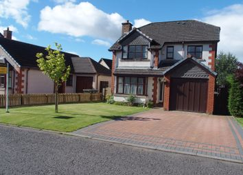 Thumbnail 4 bed detached house for sale in Hazel Place, Blairgowrie