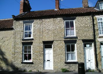 Thumbnail 3 bed terraced house to rent in Eastgate, Pickering