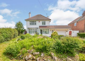 Thumbnail 3 bed detached house for sale in Dale Road, Spondon, Derby