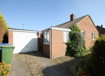 Thumbnail 2 bed bungalow for sale in Cherry Road, Hunmanby, Filey
