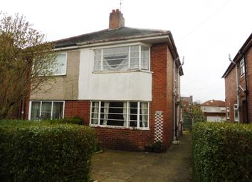 Thumbnail 2 bed semi-detached house for sale in Gilberthorpe Street, Rotherham