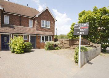 Thumbnail 3 bed semi-detached house to rent in Molesey Road, Walton-On-Thames