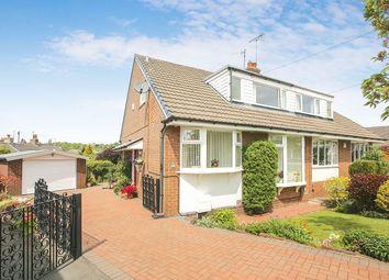 Thumbnail 3 bed semi-detached house for sale in Freshfield Close, Marple Bridge, Stockport