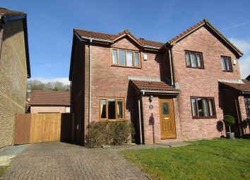 Thumbnail 2 bed semi-detached house for sale in Oakwood Drive, Clydach, Swansea, City And County Of Swansea.
