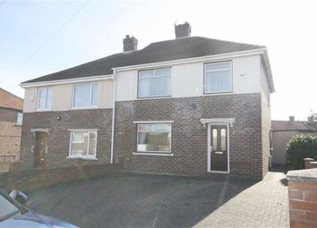 Thumbnail 3 bed semi-detached house for sale in Pelaw Place, South Pelaw, Chester Le Street, County Durham