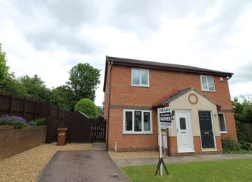 Thumbnail 2 bed semi-detached house to rent in Hoode Close, Newton Aycliffe