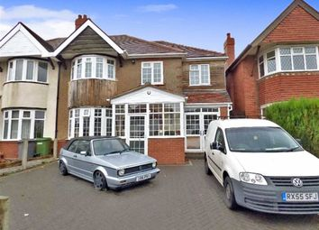 Thumbnail 5 bedroom semi-detached house for sale in Rosemary Crescent, Wolverhampton