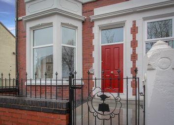 Thumbnail 2 bedroom flat to rent in London Street, Fleetwood