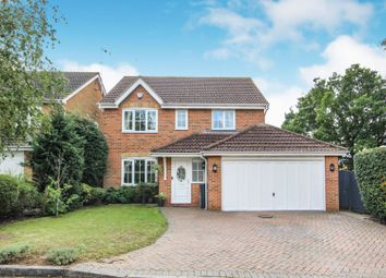 Thumbnail 4 bed detached house for sale in Dunbar Place, Wickford